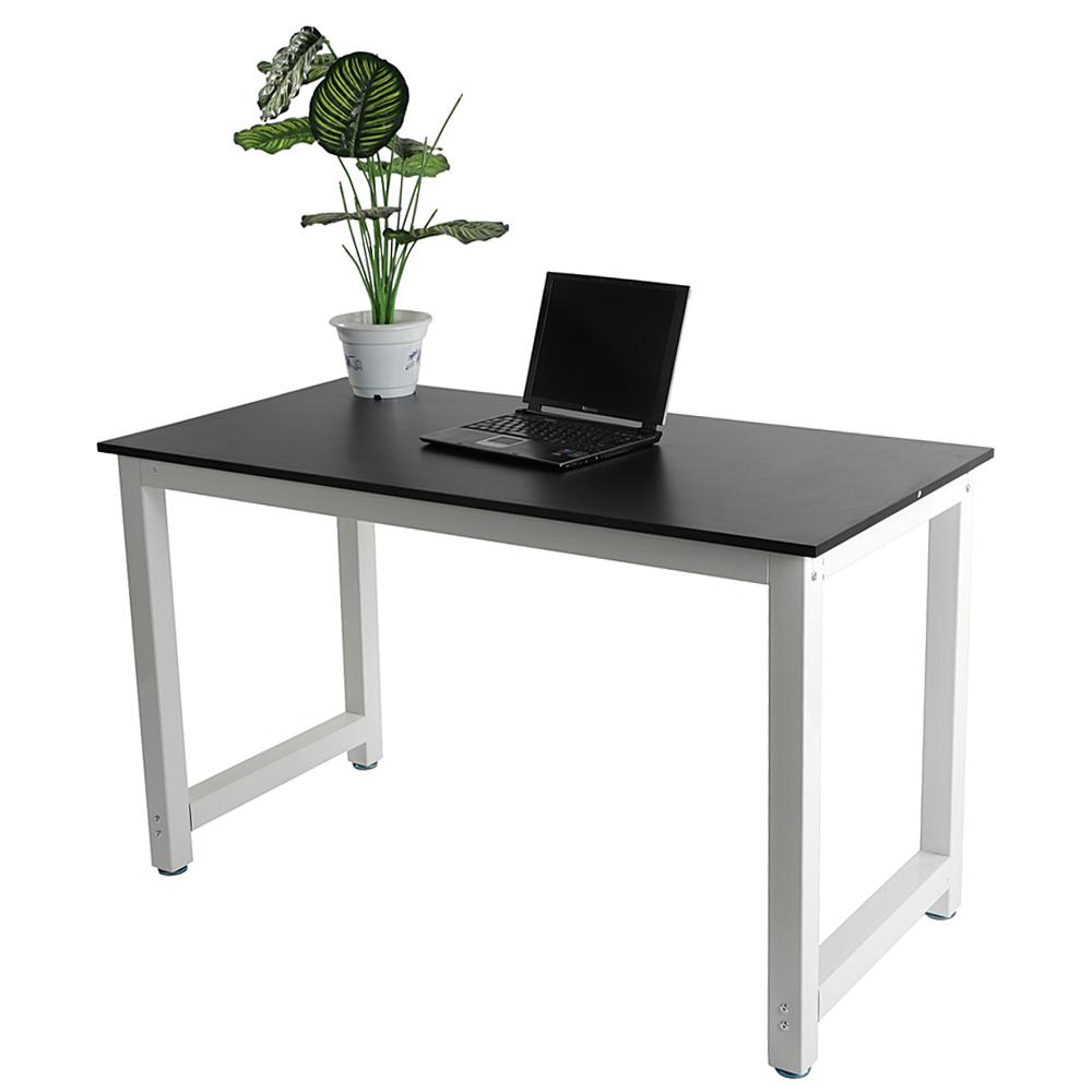 Elegante diseño simple estudio de escritorio de madera piezas de ...