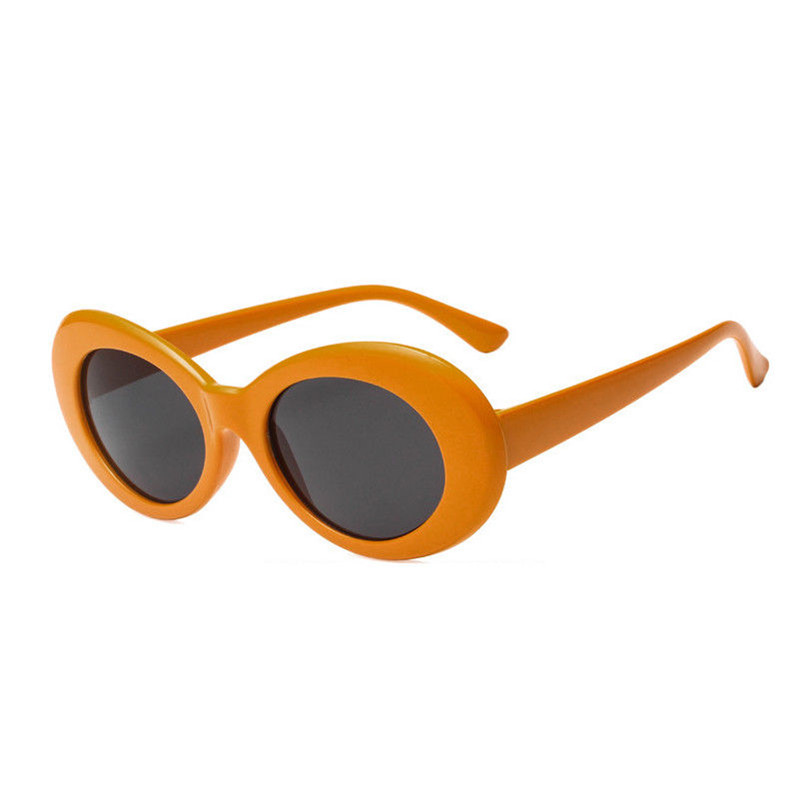 Fashion-Clout-Goggles-Sunglasses-Rapper-Oval-Shades-Grunge-Unisex-Girl-Glasses