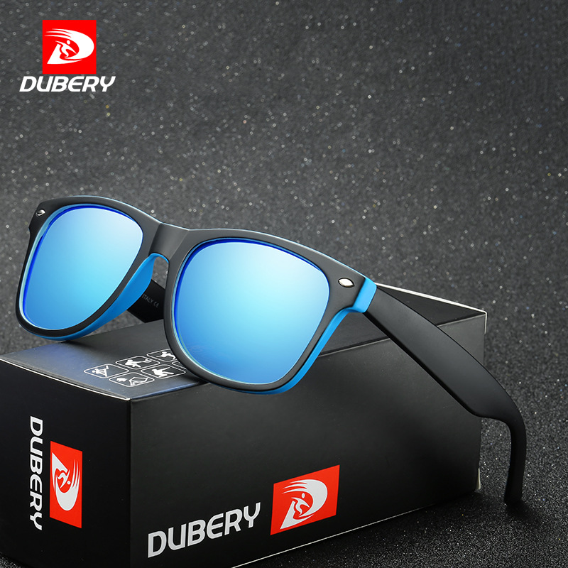 53555c2bc73a DUBERY Men s Polarized Sunglasses Aviation Driving Men Women Sport Glasses  Hot