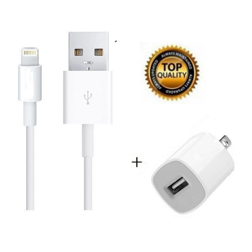 what is the new iphone mobile phone usb wall charger adapter with 8 pin usb cable 18214