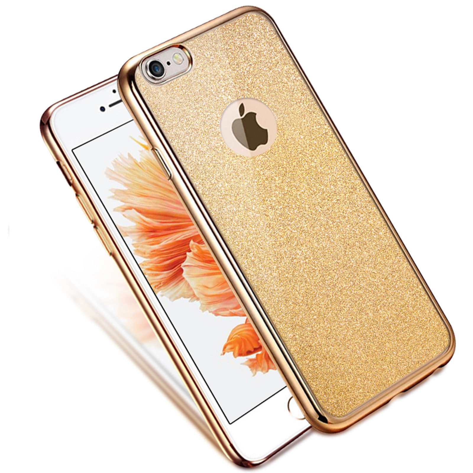 HOT-Bling-Silicone-Glitter-ShockProof-TPU-Case-Cover-For-Apple-iPhone-6S-7Plus-X