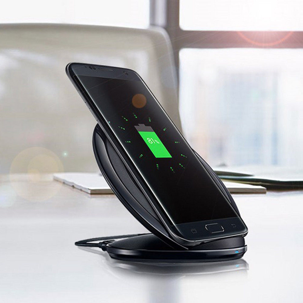 charging pad for iphone qi wireless fast charger charging pad stand dock for apple 13785