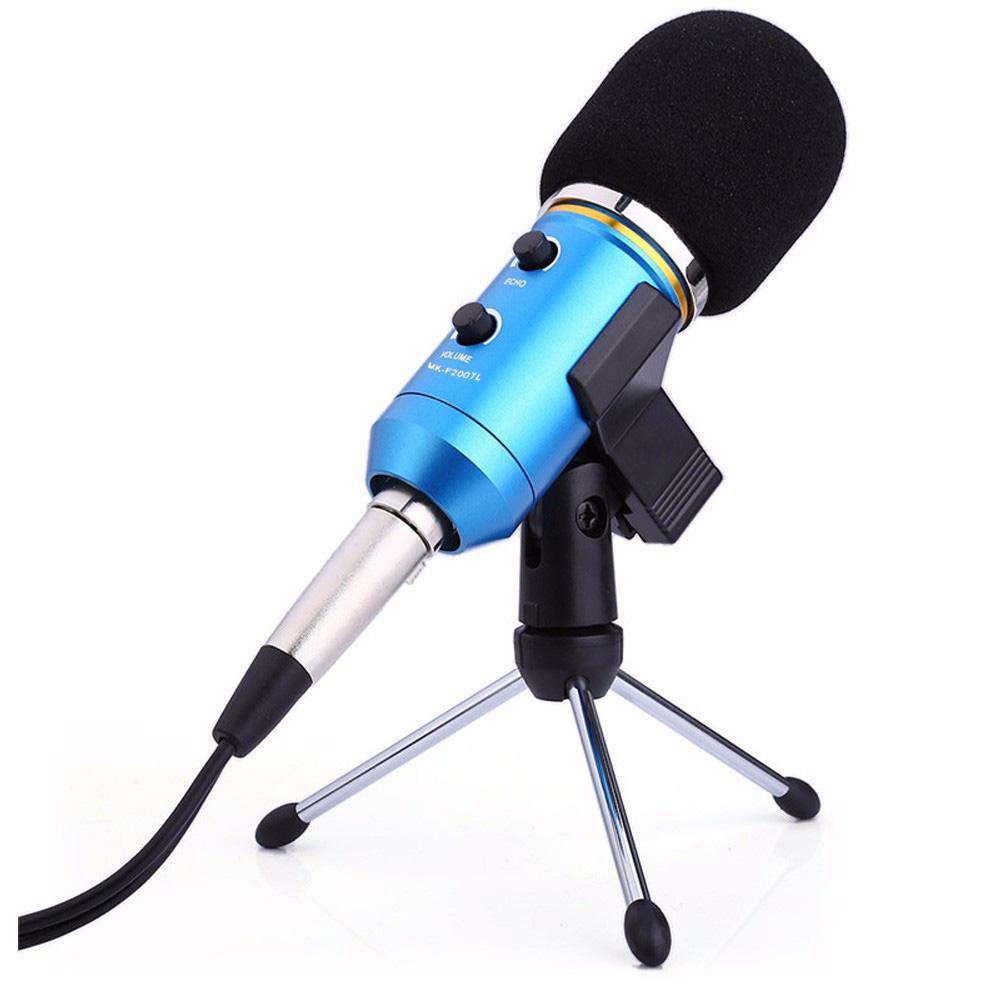 usb microphone studio audio voice mic condenser recording musical sound podcast ebay. Black Bedroom Furniture Sets. Home Design Ideas