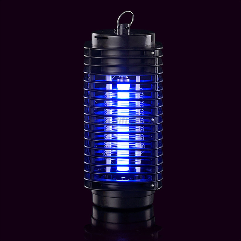 Plug In Mosquito Fly Killer Lamp Night Light Insect