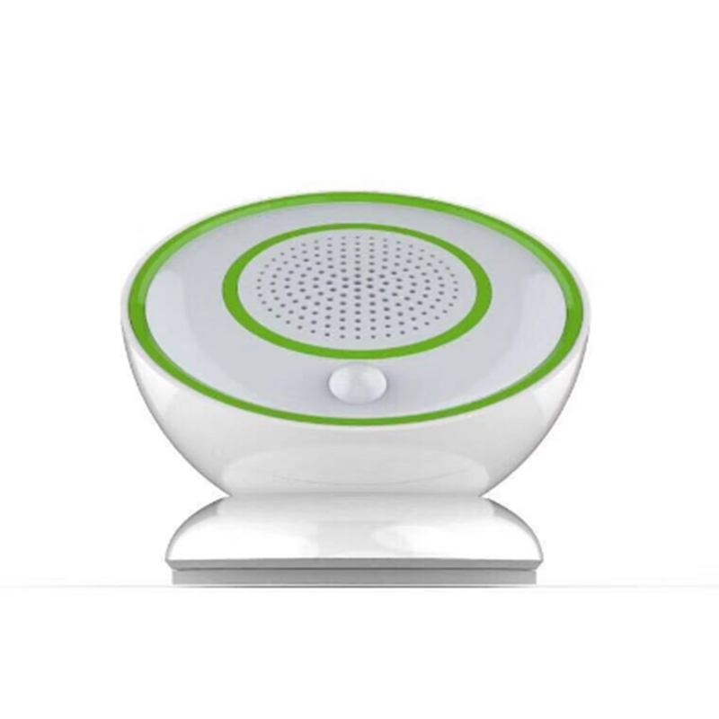 Wireless-Bluetooth-Speaker-360-Motion-Sensor-LED-Light-Dimmable-Night-Light