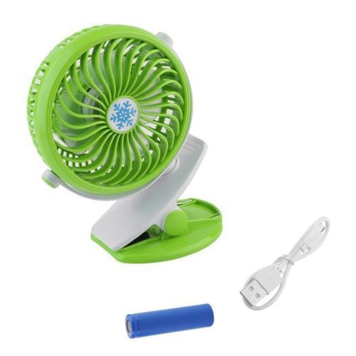 USB-Portable-Rechargeable-Electric-Cooling-Fan-Clip-On-Table-Desk-Baby-Stroller