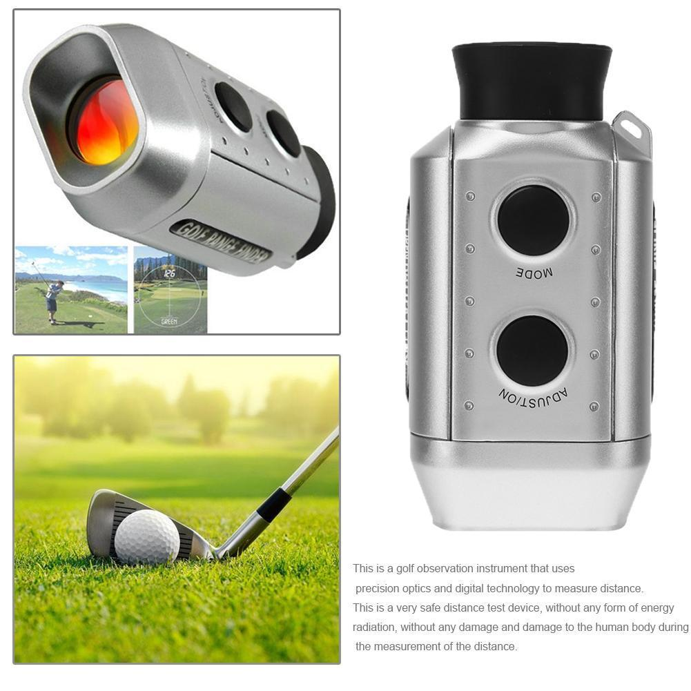 Digital 7x RANGE FINDER Golf Hunting Laser Range Finder Golf