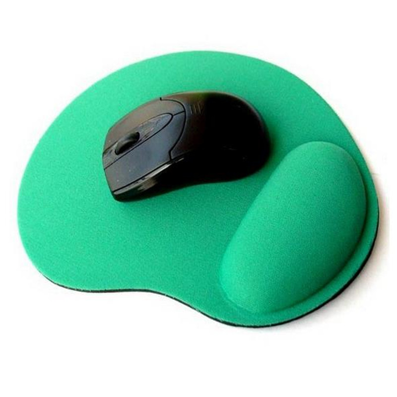 Thin Soft Wrist Rest Mat Mouse Mice Support Pad For