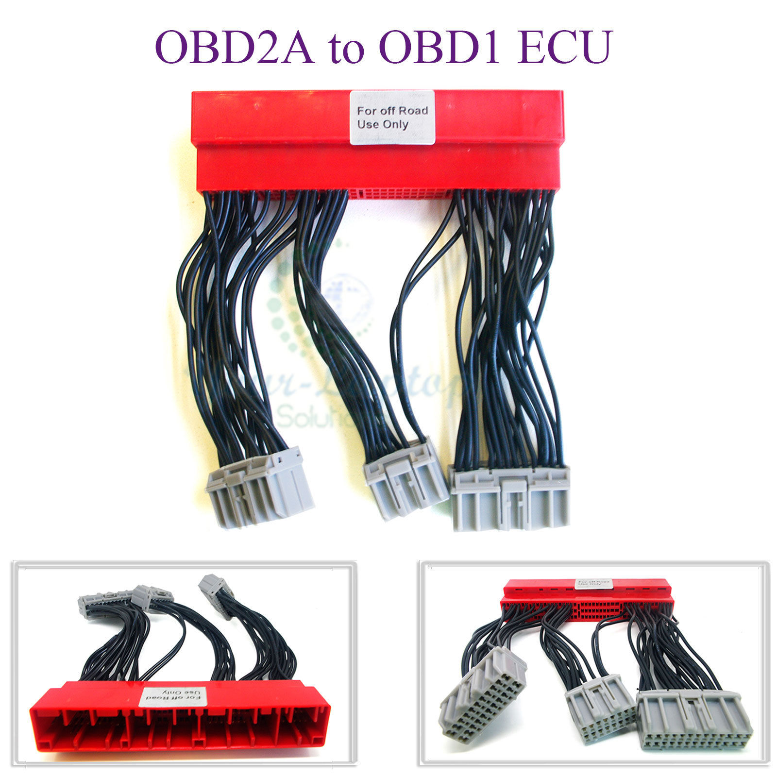 Obd2a To Obd1 Jumper Ecu Conversion Wire Harness For Acura Accord Wiring Civic 96 98