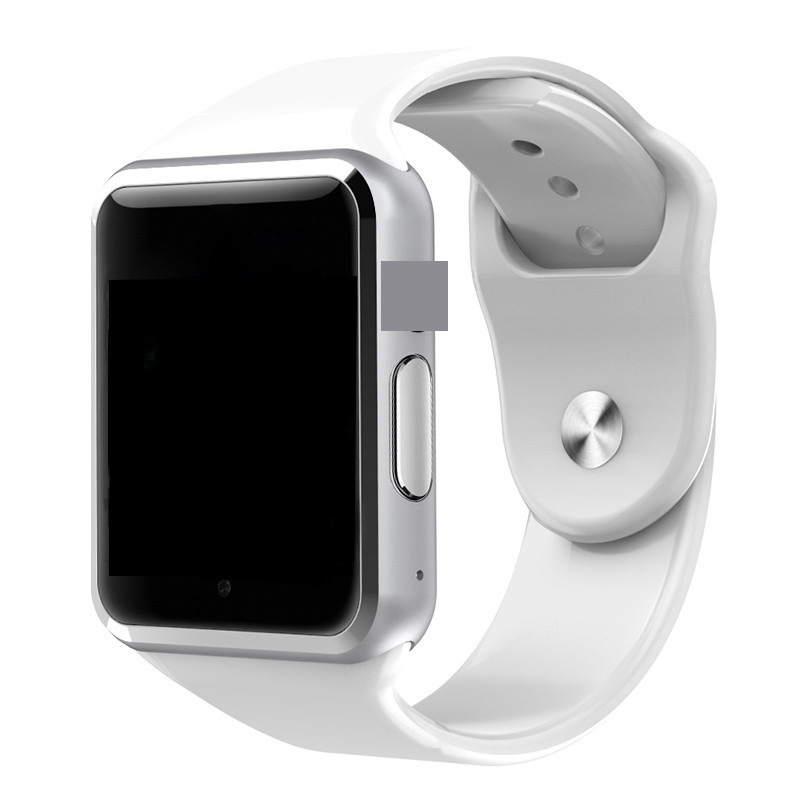 bluetooth smart watch with camera a1 smart watch for iphone android smartphone ebay. Black Bedroom Furniture Sets. Home Design Ideas