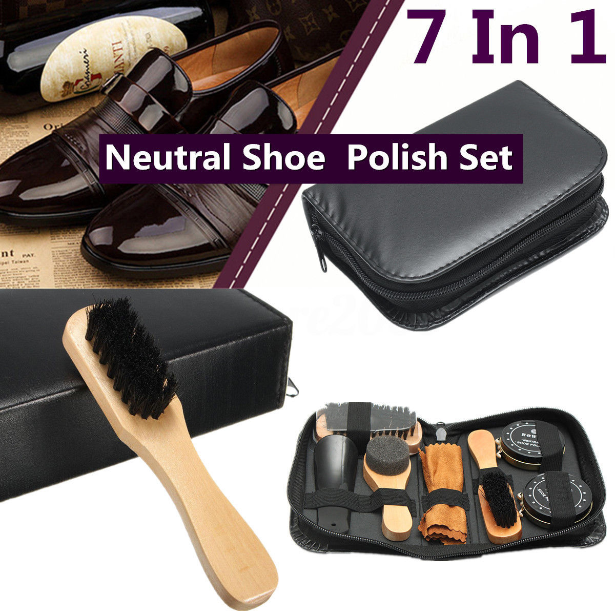 Does Shoe Polish Waterproof Leather