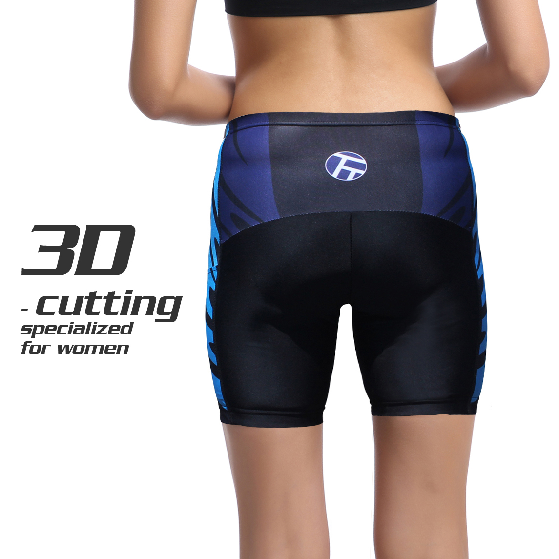 Women Sport Shorts Yoga Fitness Running Gym Compression