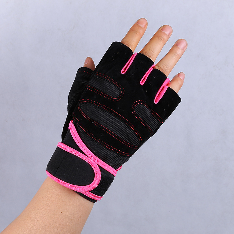 Gym  Valeo Performance Wrist Wrap Weight Lifting Workout Gloves M-XL BLACK 1 PC