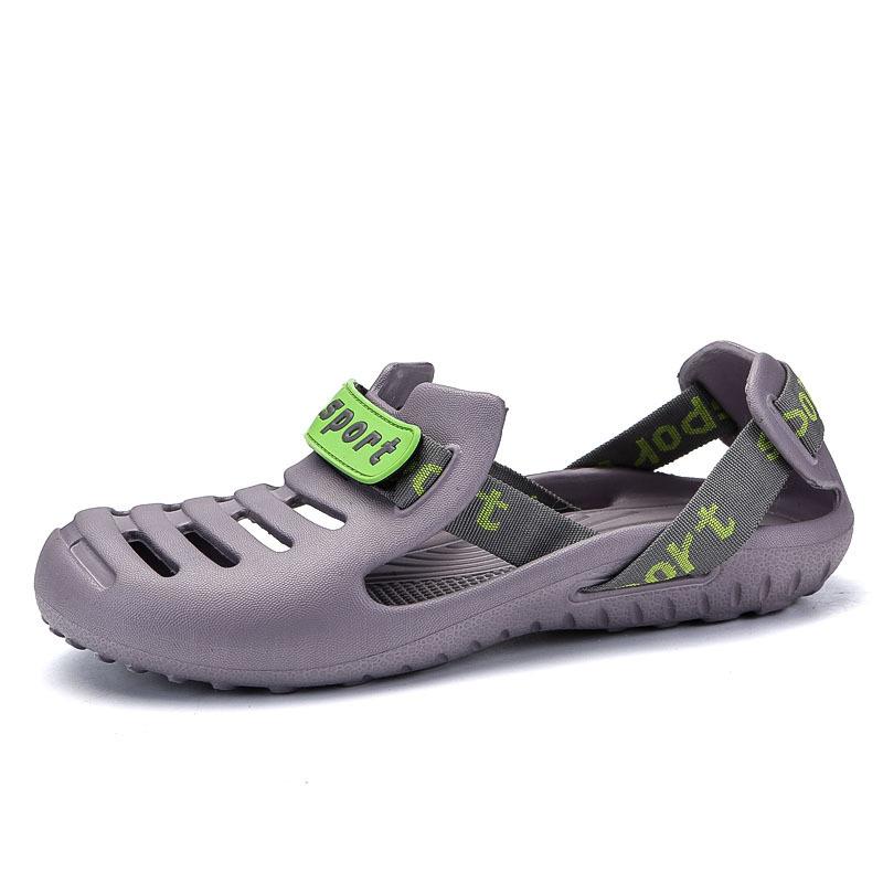 2bb3de80b0bd Mens Slip on Rubber Water Shoes Slippers Sandals Clogs Fishing Beach Summer  New