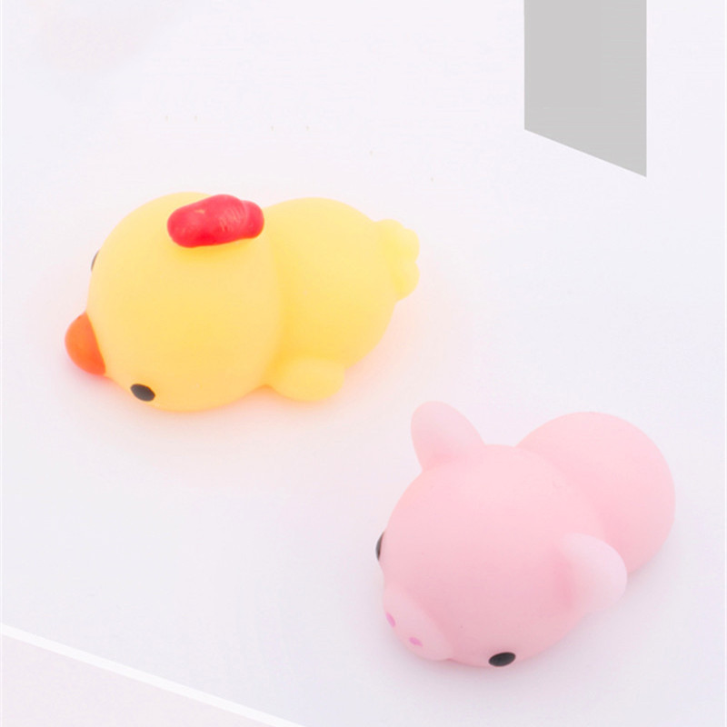Cute Animal Gel Squishy Squeeze Fun Kid Toy Gift Healing Stress Reliever Decor eBay