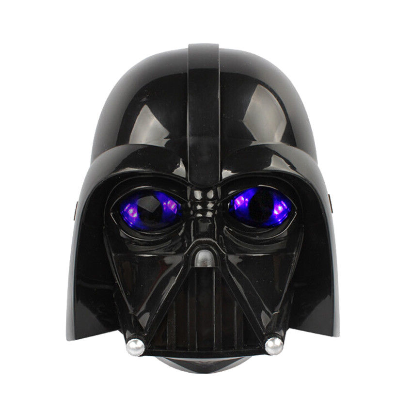 Star Wars LED Light Stormtrooper Darth Vader Mask