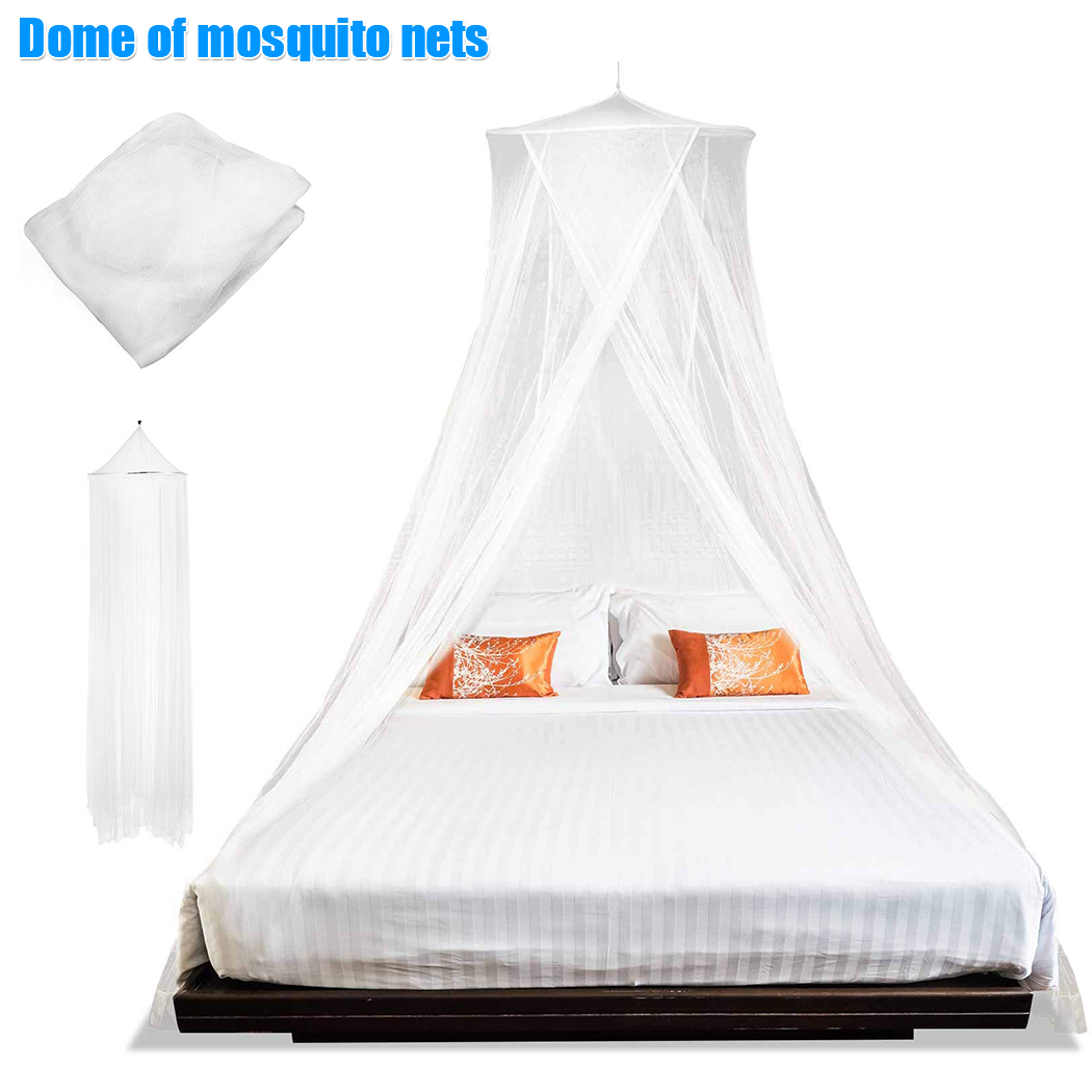 Bed Curtain Foldable Bedding Ceiling Dome Cool Soft Decorative Comfortable Ebay